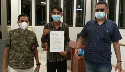 Anggota Dewan Kader PDIP ini Kembali Resmi Dilaporkan ke Polda Riau