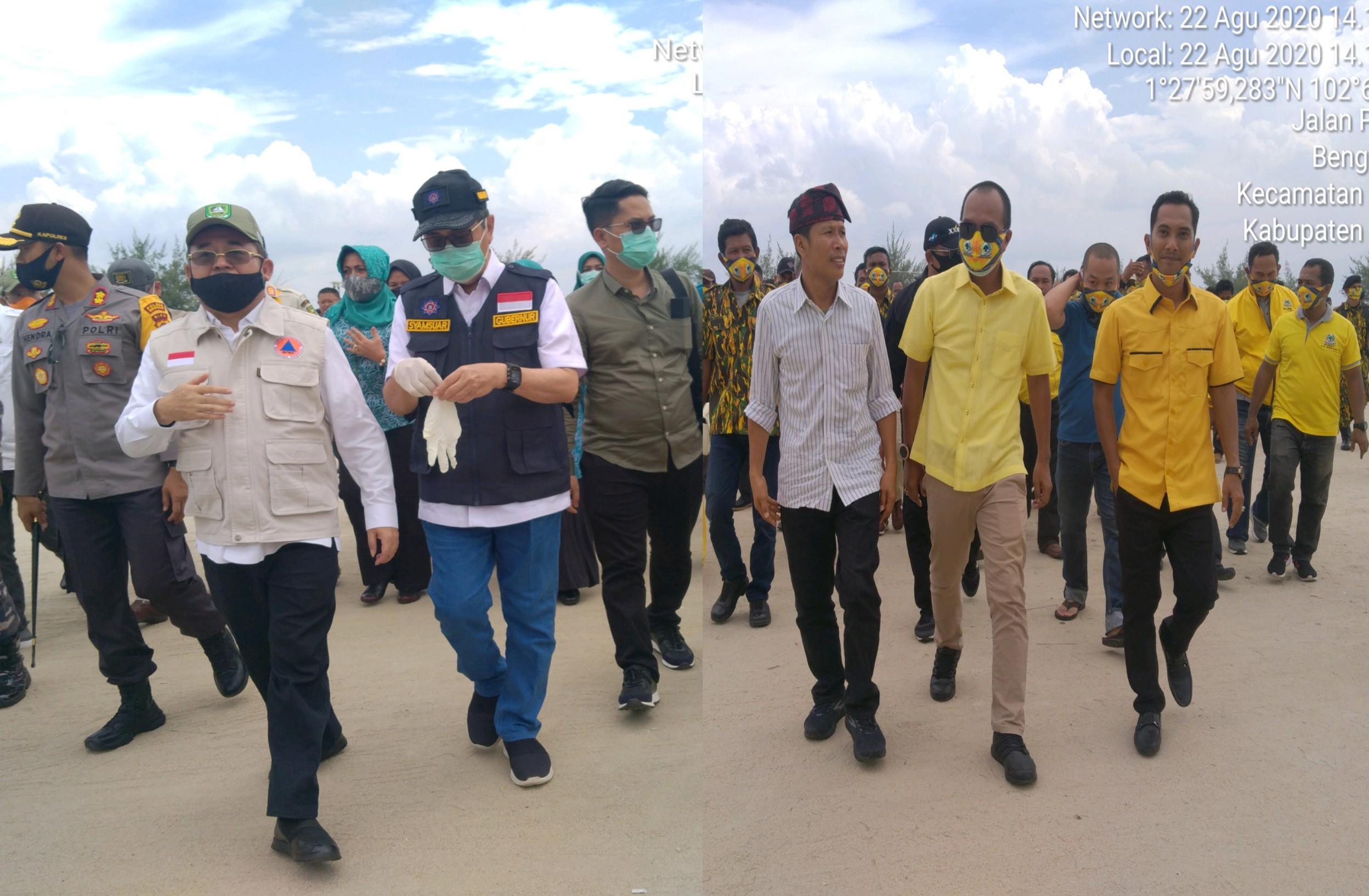 Ketua DPD I Golkar Riau Bakal Buka Musda  Golkar Bengkalis Malam Ini