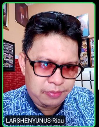 Ikut Ajakan Kapolri, Aktivis Riau ini Dukung Percepatan Penyaluran Bansos Jelang PPKM Level 4