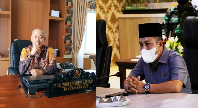 Minta Cabut IPK PT WSSI, Kuasa Hukum Ingatkan Ketua DPRD Siak kembali Kepada Fungsinya
