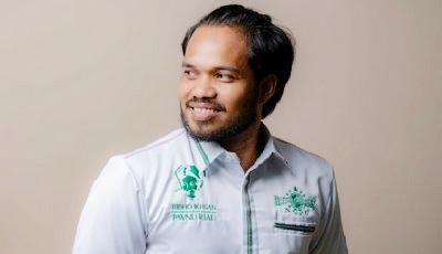 Ridho Ikhsan Sangat Yakin FKUB Riau Dipimpin T Rusli Ahmad