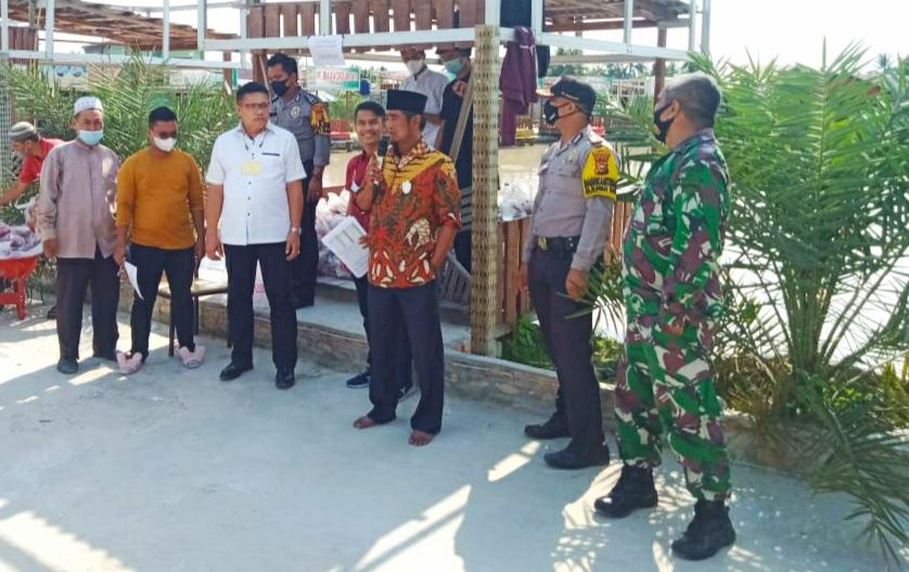 Potong Hewan Qurban, Ketum DPP Santri Tani NU Siapkan 84 Orang Tukang Potong Daging