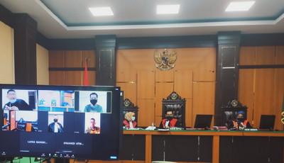 Dua Kali Sidang Terdakwa AG Ditunda, Pihak Lapas Bangkinang Dikonfirmasi Bungkam