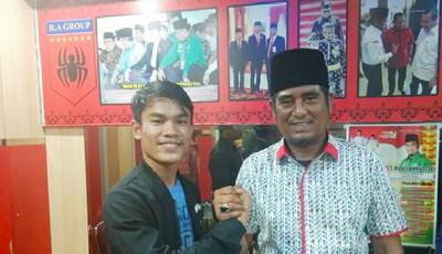 Mahasiswa Sahabat NU Dukung Penuh Rusli Ahmad Pimpin Ketua FKUB RIAU