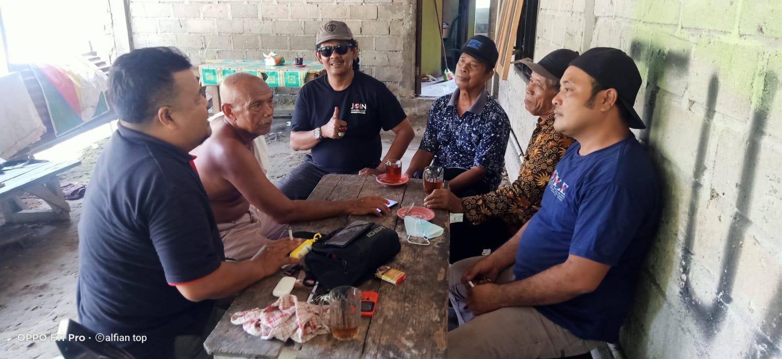 Kaslan Sosok Calon Kades Damba,an MasyarakatSimpang Harapan