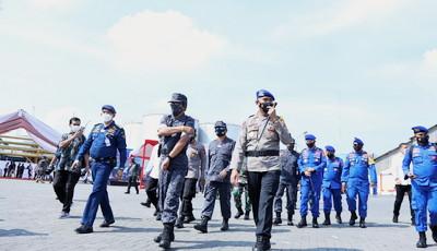 BNN Tutup Operasi Laut Interdiksi Terpadu, 122 Kg Sabu Gagal Masuk Indonesia