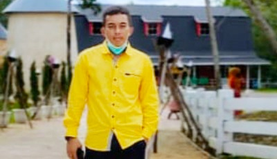 Ketua Karang Taruna Kecamatan Bandar Laksamana Ucapkan Apresiasi kepada GPK-BL