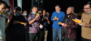 Tingkatkan Pemberdayaan Ekonomi Masyarakat, Polda Riau Taja Wisata Kuliner Jagung Manis