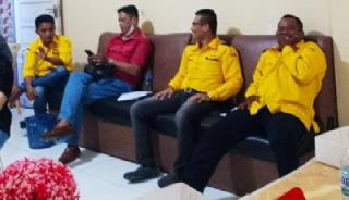 Rapat Bentuk Panitia Rakerda Dipimpin langsung Ketua PJID Riau Jetro Sibarani
